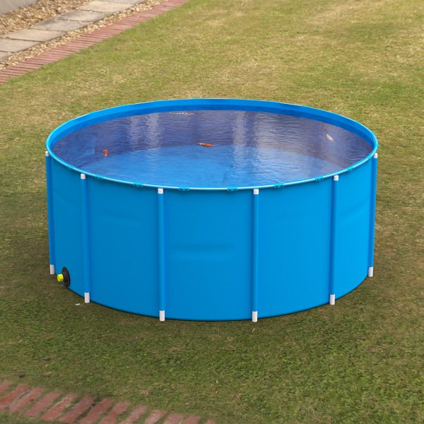 2.5m x 1m Koi Vat/Quarantine Tank